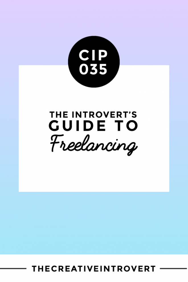 The Introvert's Guide To Freelancing