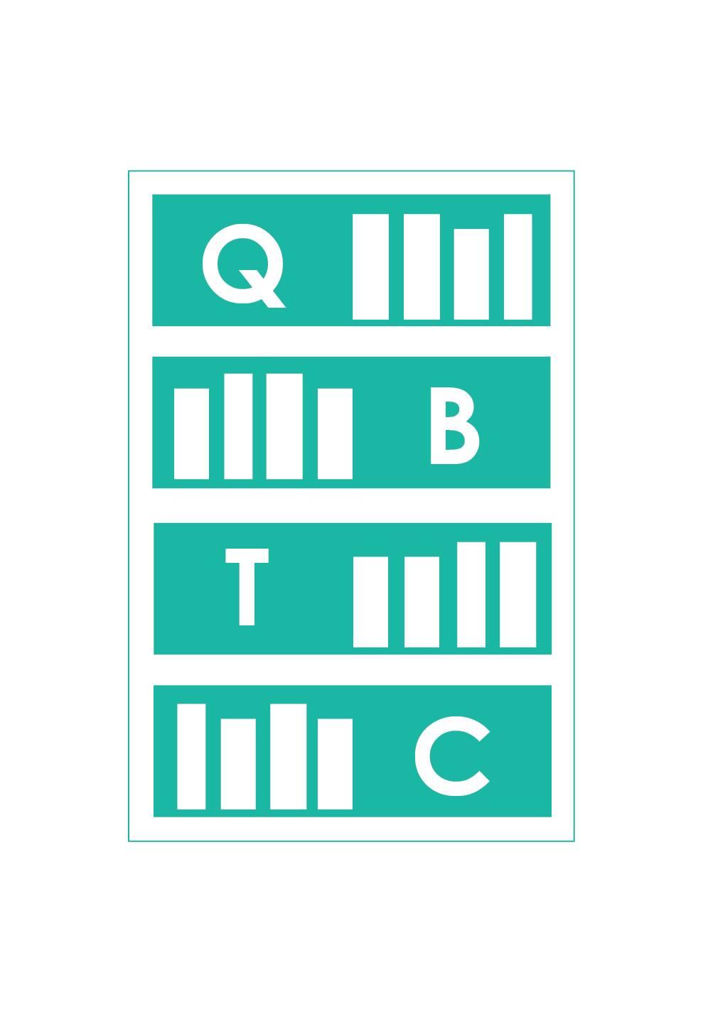 Queer Between the Covers Logo