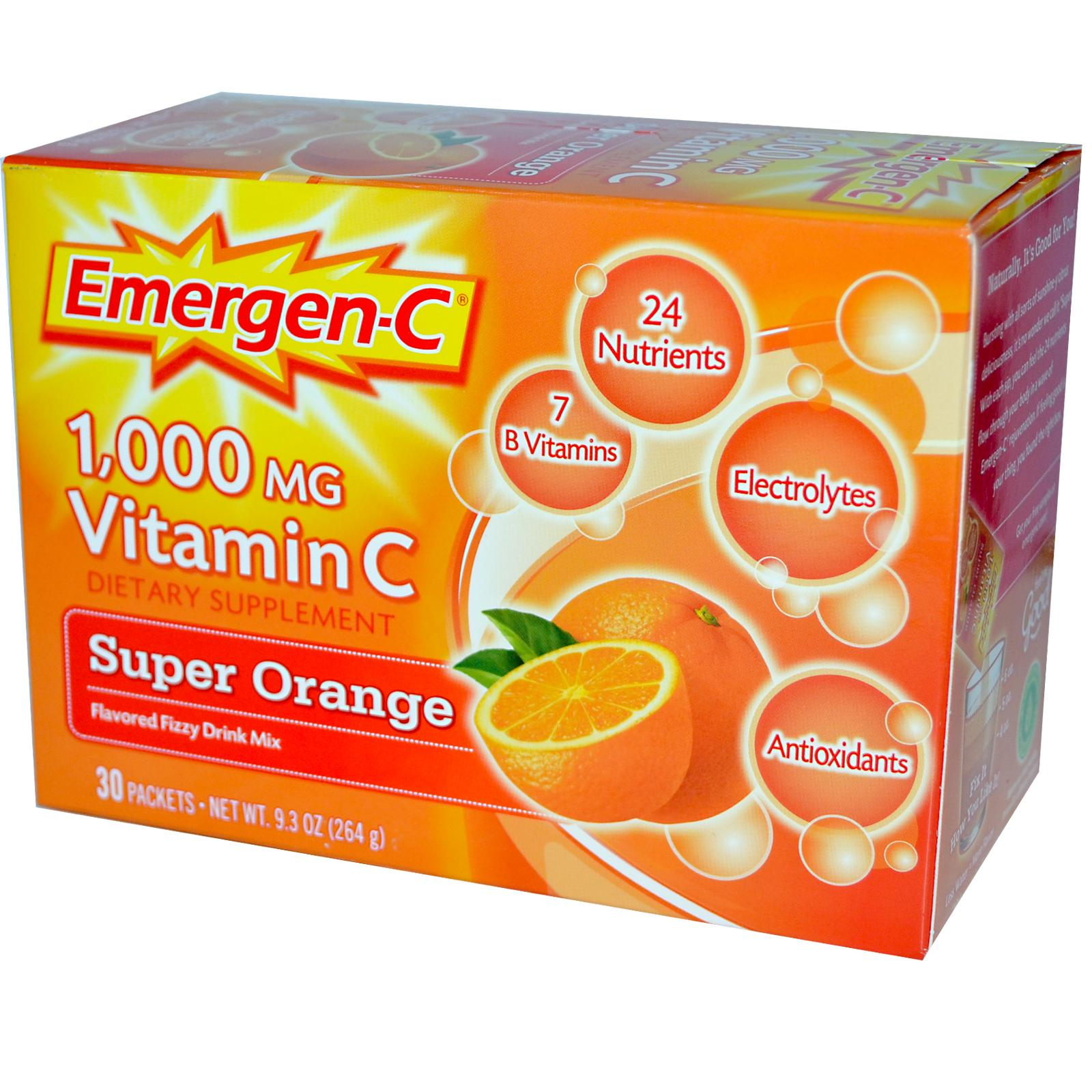 Image result for emergen-c