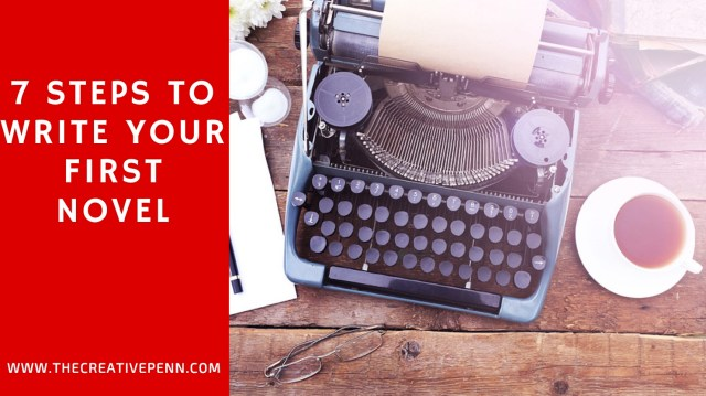 Writing Fiction: 29 Steps To Write Your First Novel  The Creative Penn