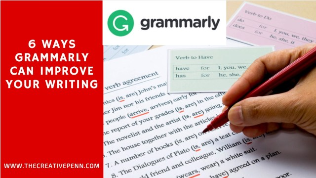 18 Ways Grammarly Can Improve Your Writing  The Creative Penn