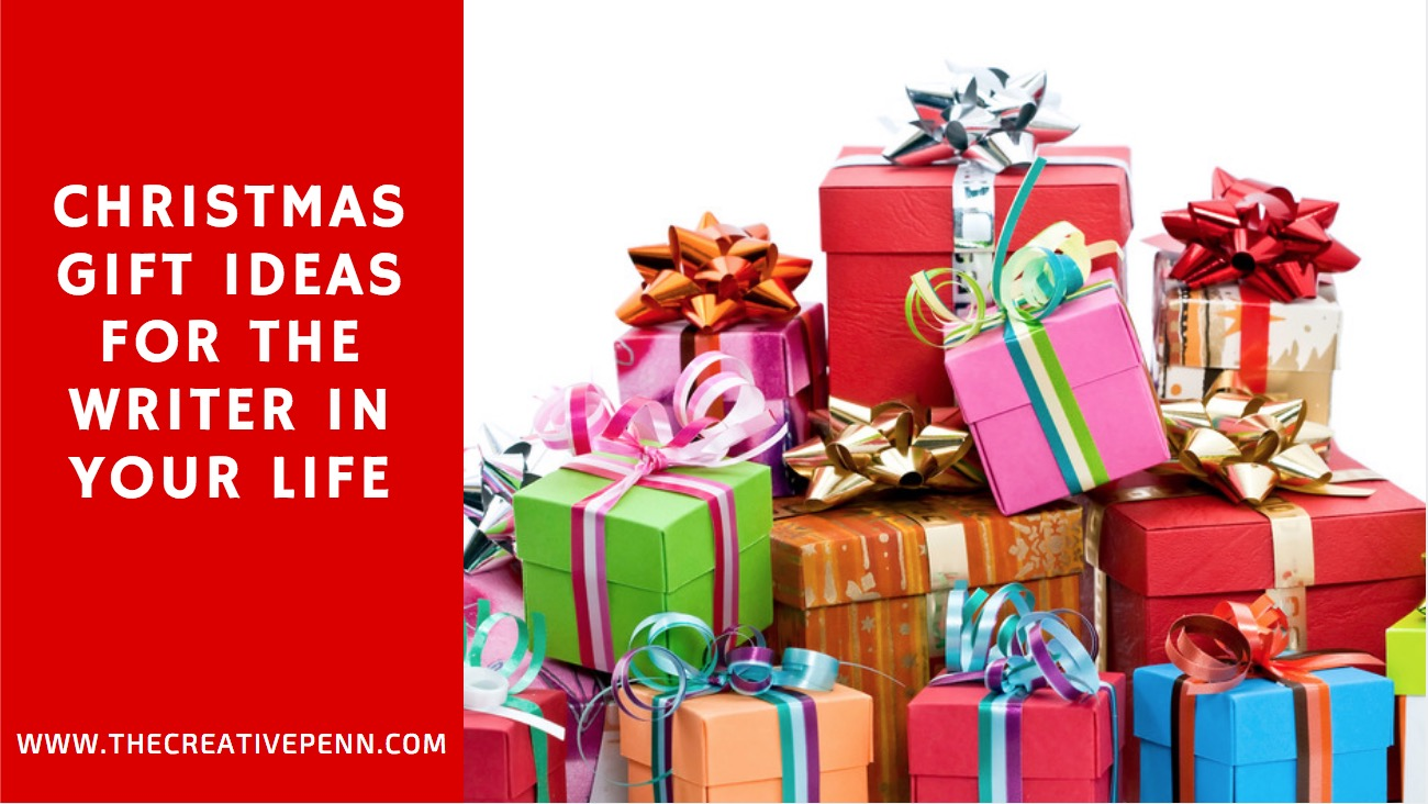 Christmas Gift Ideas For The Writer In Your Life The