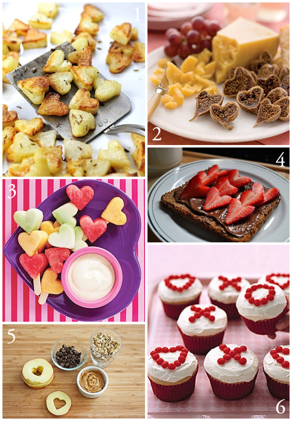 Tasty and easy valentine s day food ideas the creative salad for Good valentines day meal ideas