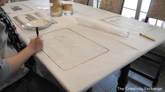 Placemats What Do