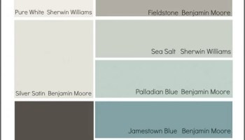Most Popular Paint Projects And Color Palettes In 2013 Paint It Monday