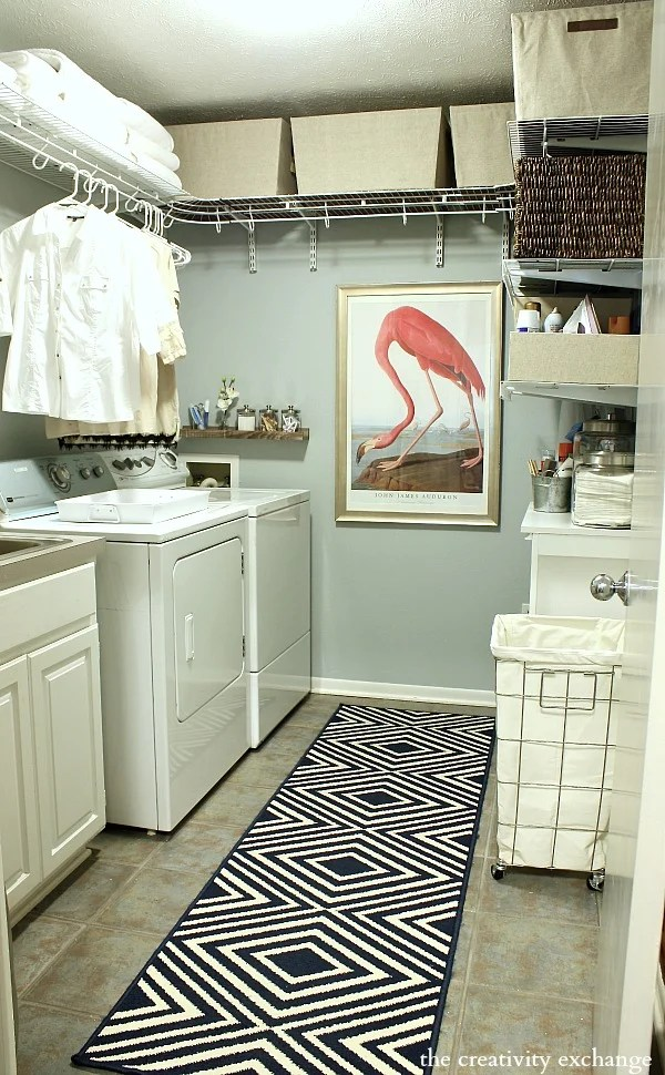 Laundry Room Organizing Revamp Project on Laundry Room Shelves Ideas  id=44822