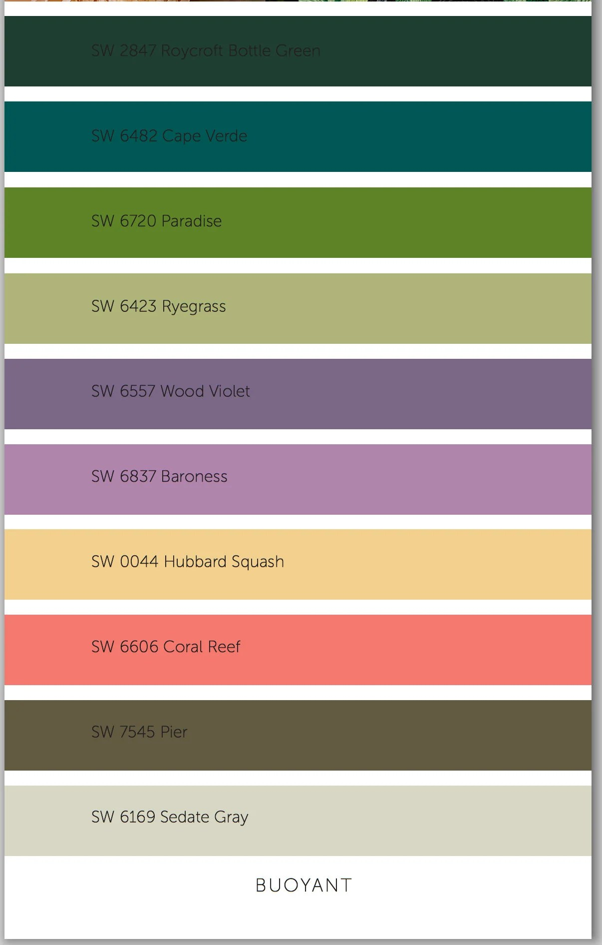 favorites from the 2015 paint color forecasts on paint colors by sherwin williams id=44598