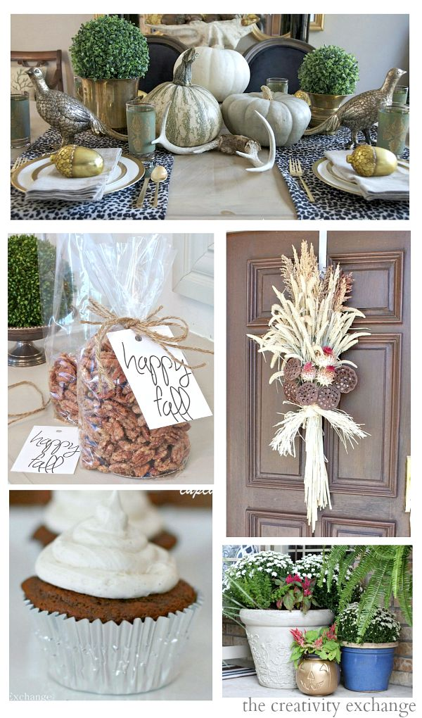 Heb Wedding Cakes 63 Simple  Creative Fall Decorating