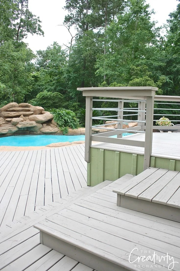 Best paints to use on wood decks and outdoor wood features that will last.