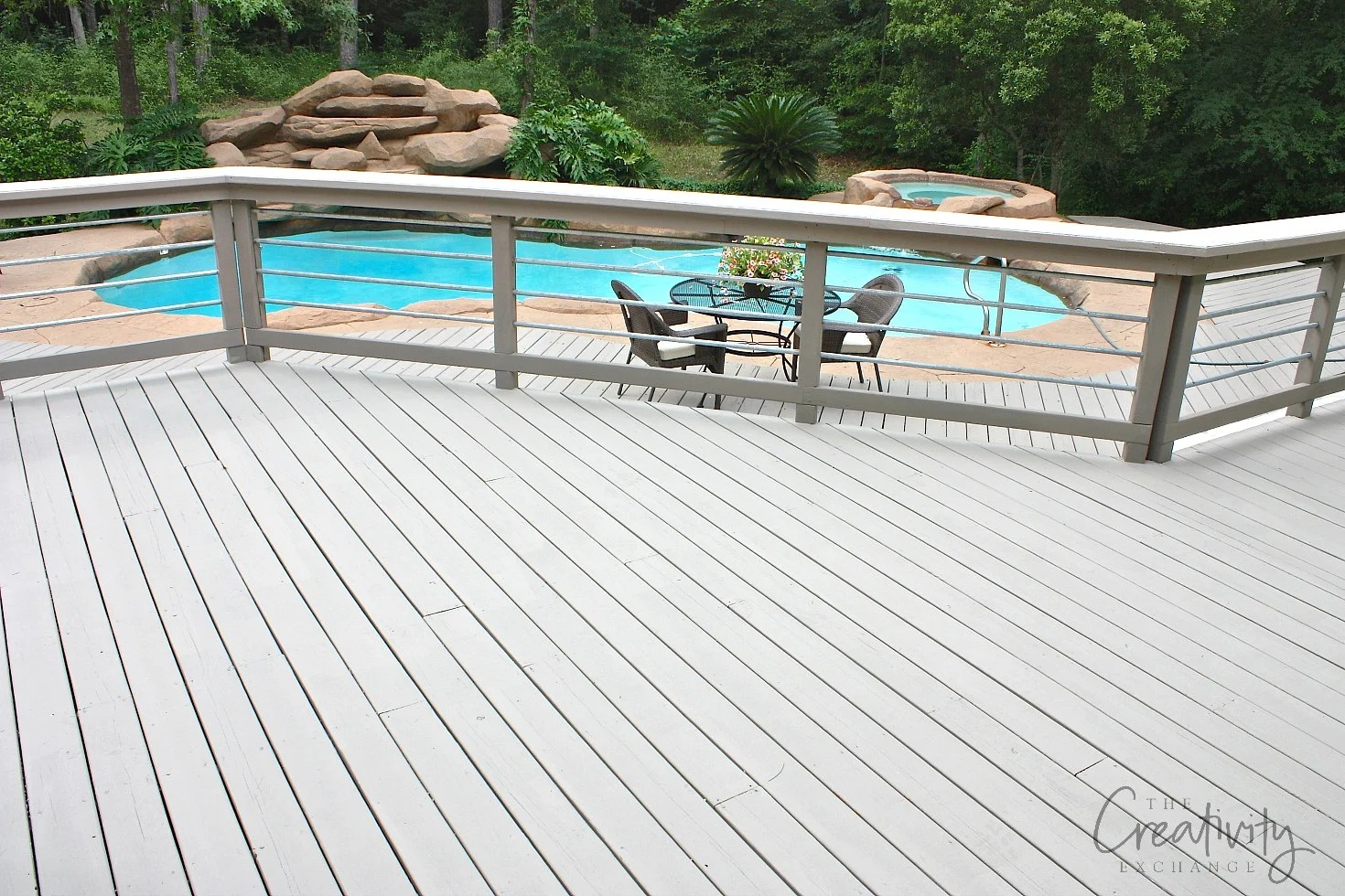 decks and exterior wood features