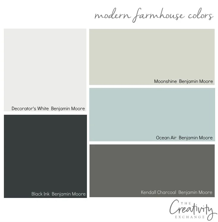 moody monday chic modern farmhouse style on industrial farmhouse paint colors id=89070