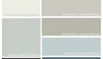 Most Popular Grey Paint Colors repose gray from sherwin williams: color spotlight