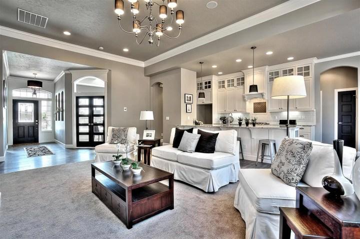 Grey Paint Colors Living Room | Aecagra.org