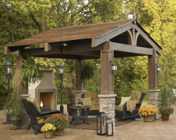 outdoor pergola gazebo patio ideas Creative Pergola Designs and DIY Options
