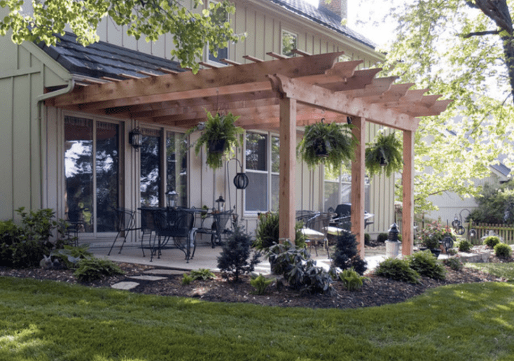 Better Homes And Gardens Pergola Ideas