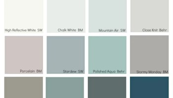 Popular Paint Colors 2017 2017 colors of the year