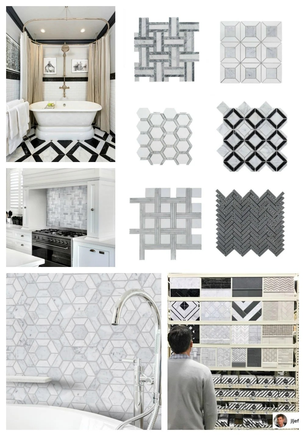 jeff lewis tile collection at home depot