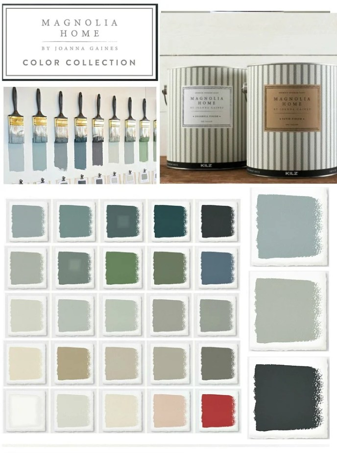 Joanna Gaines Outside Paint Colors Colorpaints Co