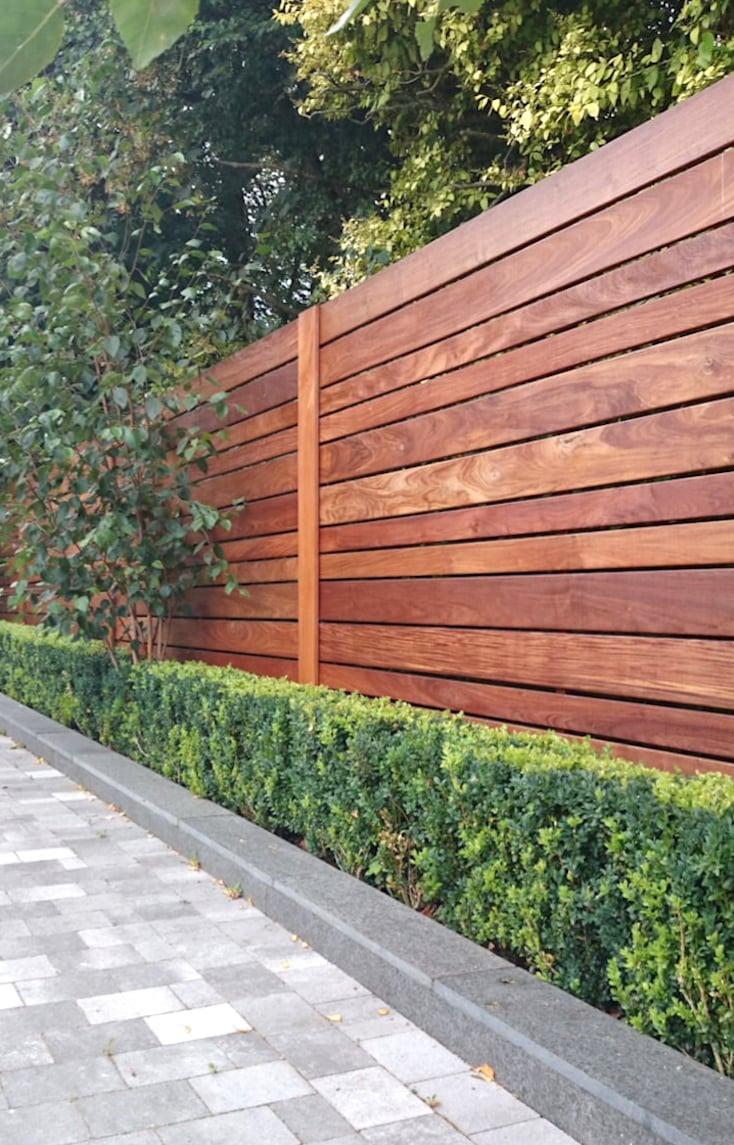 Beautiful Modern Fence Design Ideas