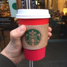 Starbucks New Red Cups
