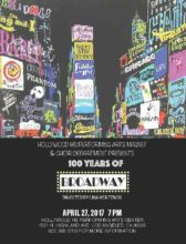 SPRING CONCERT POSTER 2017 100 Years of Broadway[4]