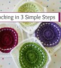 Wet-Blocking in 3 Simple Steps