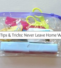 3 Simple Tips & Tricks: Never Leave Home Without It