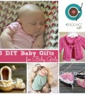 5 gifts for the new baby girl numbered