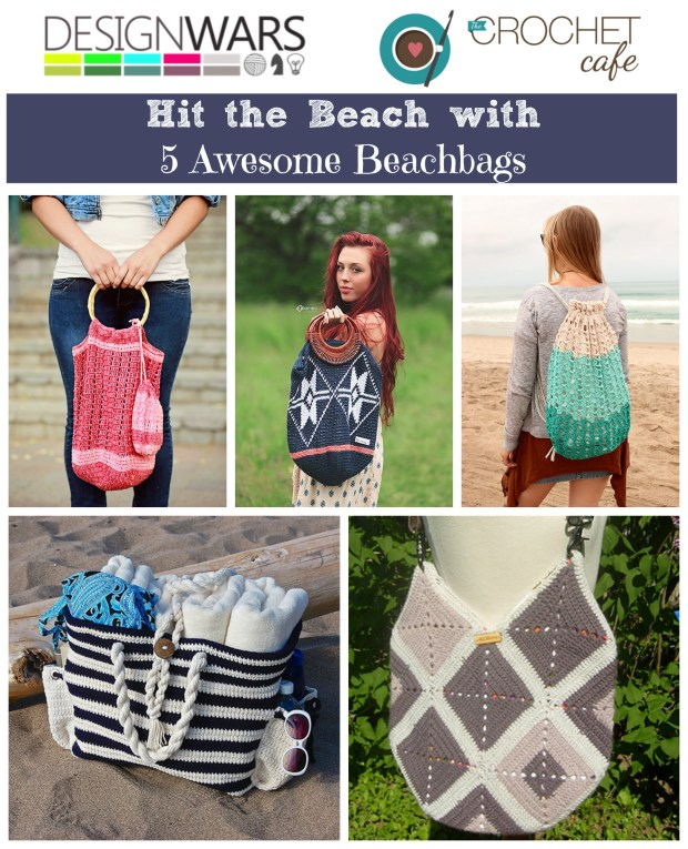 5 Beachbags