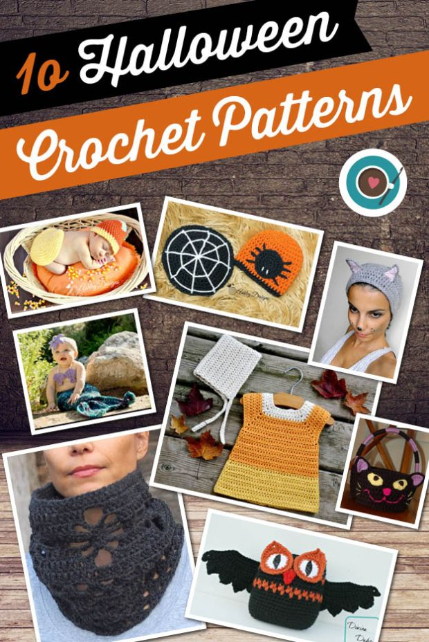 11 Halloween Crochet Patterns (Blog)