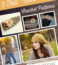 5 fall must-have crochet patterns