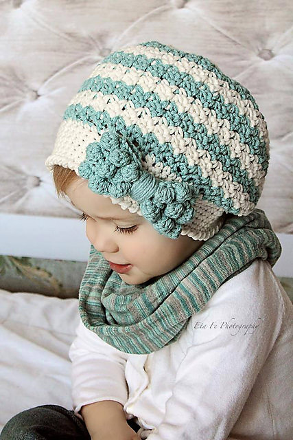 Bella Slouch by Crochet by Jennifer
