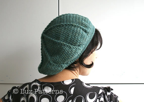 Beret (85) by Luz Patterns