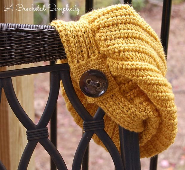 KnotKnitSlouch - A Crocheted Simplicity