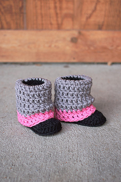 Little Audrey Boots by Mamachee