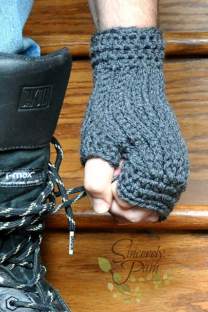 Taylor Gloves by Sincerely Pam