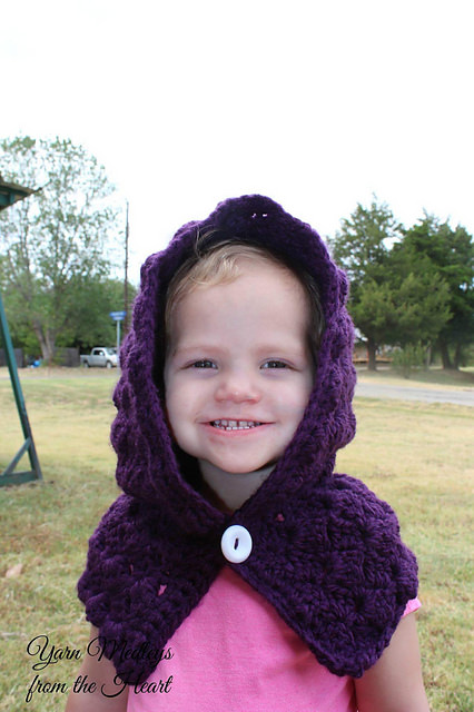 Taylor's Hooded Lion by Snappy Tots