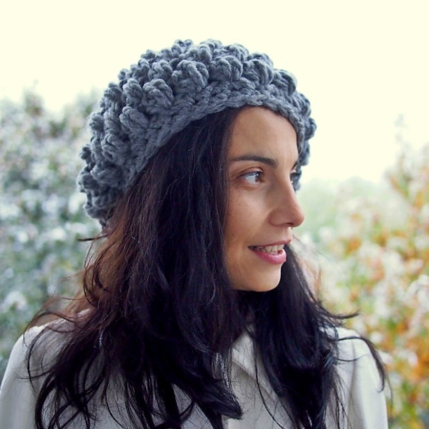 Chunky French Beret