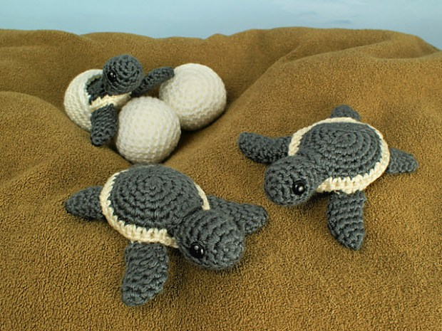 Baby Sea Turtle Collection by June Gilbank(PlanetJune)