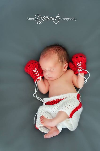 Baby Boxer Outfit by Briana K Crochet