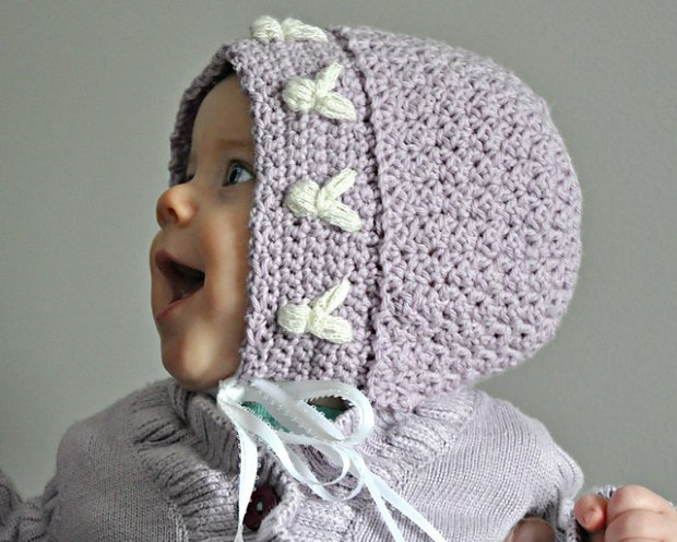 Hunny Bunny Bonnet by Sincerely Pam