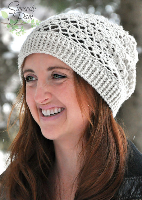 Kate Slouch Hat by Sincerely Pam