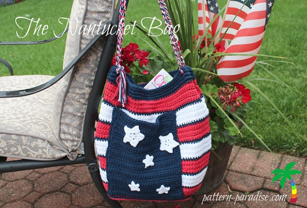 The Nantucket Beach Bag PDF14-146 by Maria Bittner2