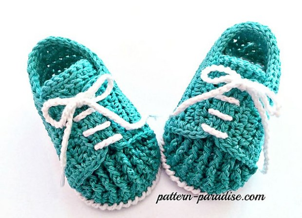 Twinkle Toes Booties by Pattern Paradise