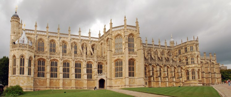 St George's Chapel in the Lower Ward