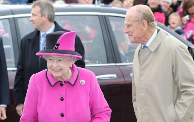 The Queen and most of the Royal Family is funded through the Sovereign Support Grant. Picture by Stephen Lock / i-Images