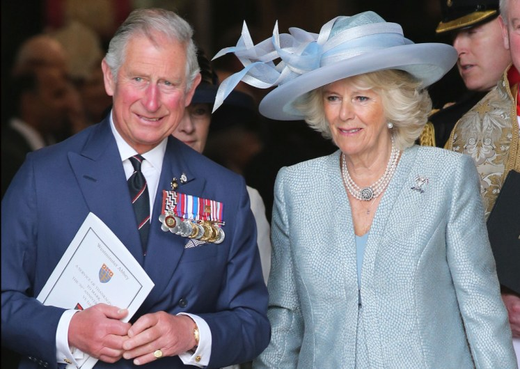 Camilla, Duchess of Cornwall, has praised Prince Charles' passion and vision in the documentary on The Prince's Trust. Picture by Stephen Lock / i-Images