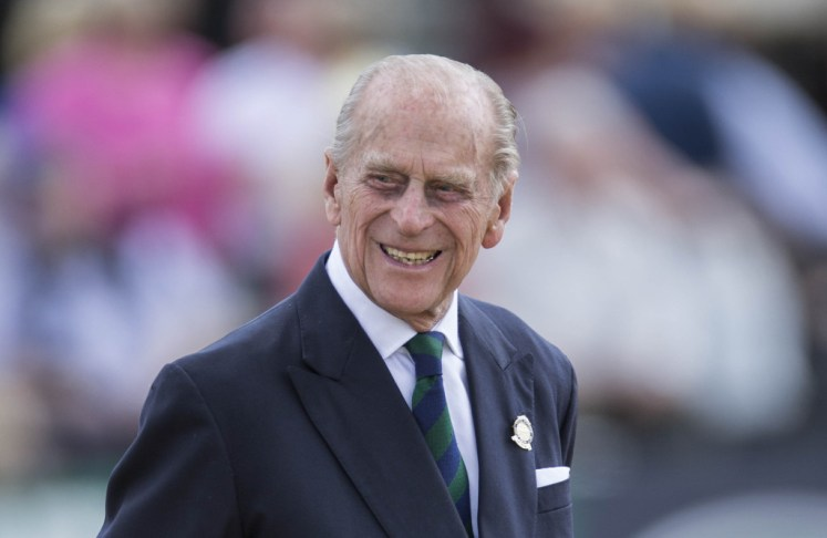 A busy week for The Duke of Edinburgh. Picture by i-Images