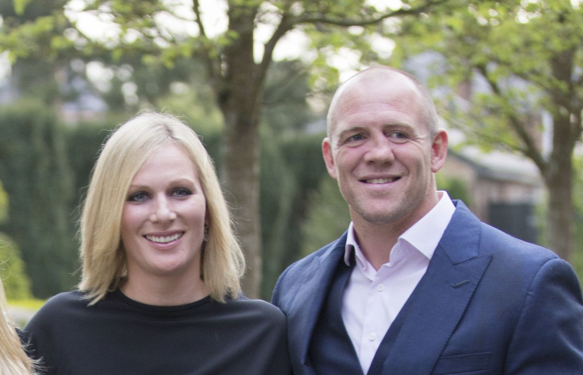 Mike Tindall says no to Royal Family tradition for daughter Mia