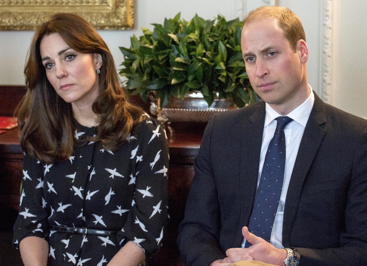 William & Catherine seek €1.5 million for 'shocking' publication of topless photos